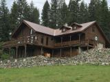 Spacious home bordering National forest!