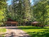 Quintessential Montana Log Cabin