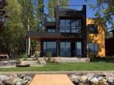 Contemporary on Flathead Lake
