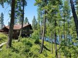 Lake Blaine home