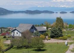 Exterior with Lake Views