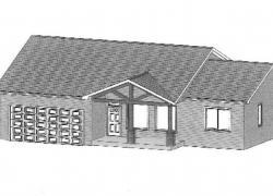 1464sqft New Construction